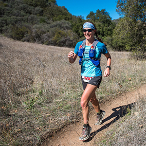 Sarah Lavender Smith - UltraRunner